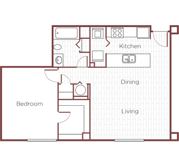 The Mahogany Floor Plan