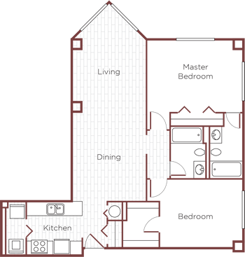 The Myrtlewood Floor Plan