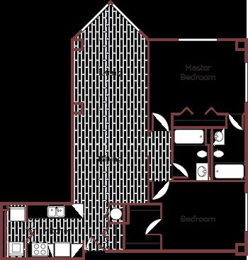 The Myrtlewood Floor Plan